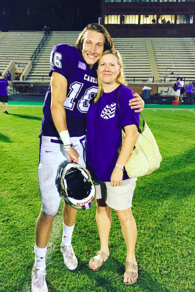 Trevor Lawrence mother