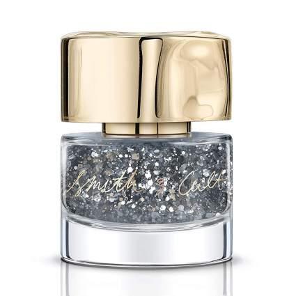 Silver smith & cult nail polish bottle
