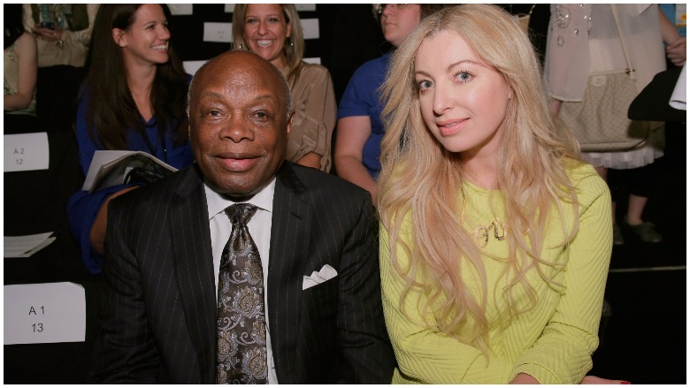 sonya molodetskaya and willie brown