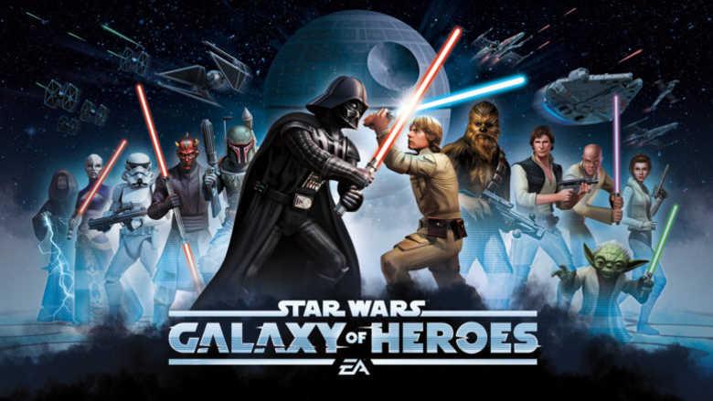star wars galaxy of heroes millennium falcon