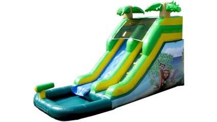 tall safari slide