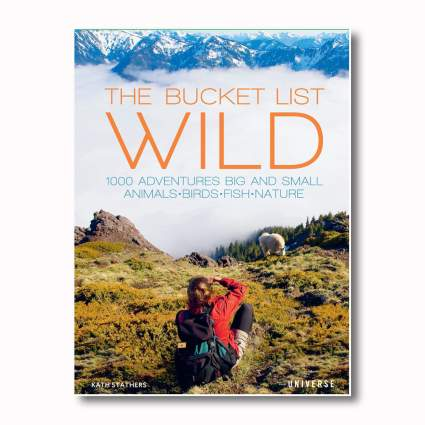 bucket list book of outdoor adventures
