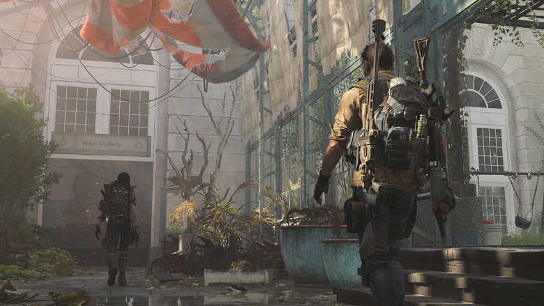 the division 2 steam