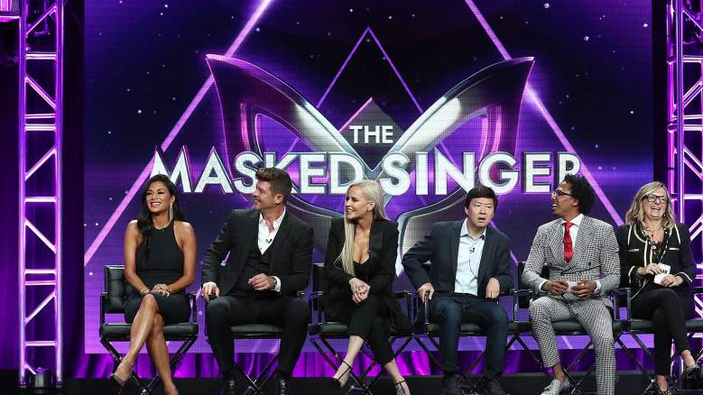 The Masked Singer judges guesses