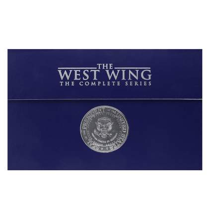 The West Wing series on dvd