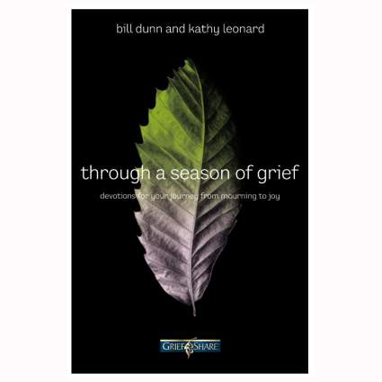 devotional book on mourning and recovery