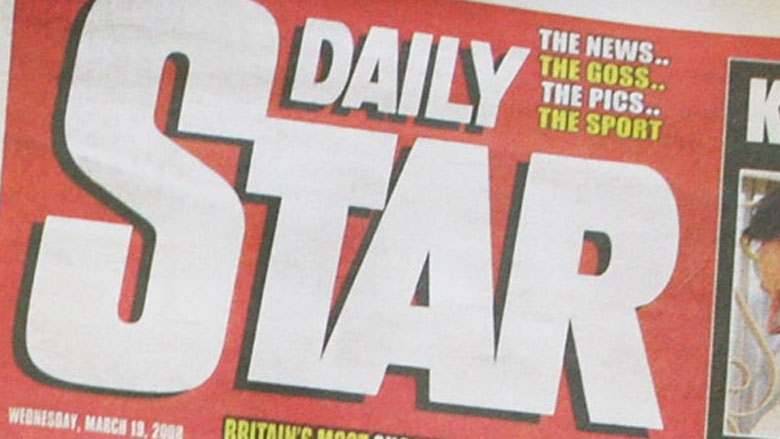 Jack Andrews Daily Star