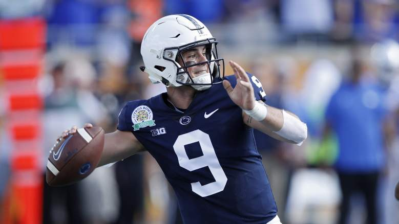 Trace McSorley NFL draft projections mocks
