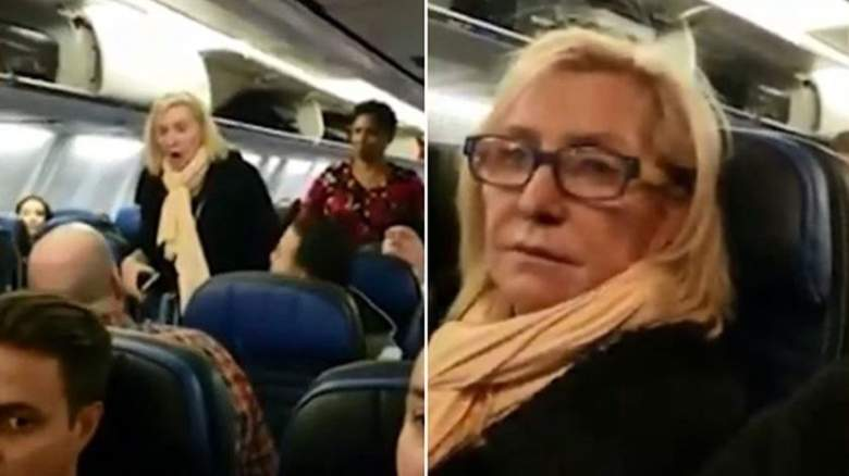 United Passenger Video