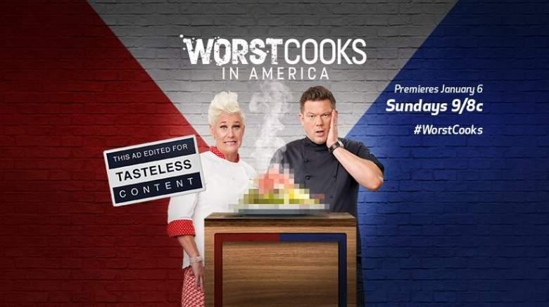 Worst Cooks in America Season 15
