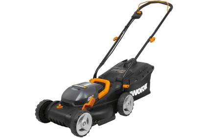 WORX WG779 14-Inch 40V Power Share Lawn Mower