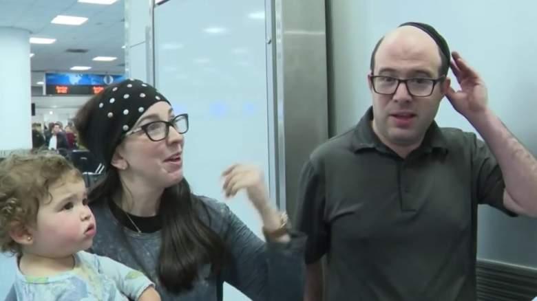 Yossi Adler and Jennie Adler