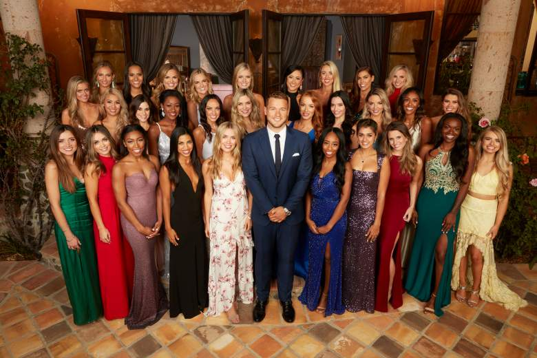 The Bachelor 2019 Cast