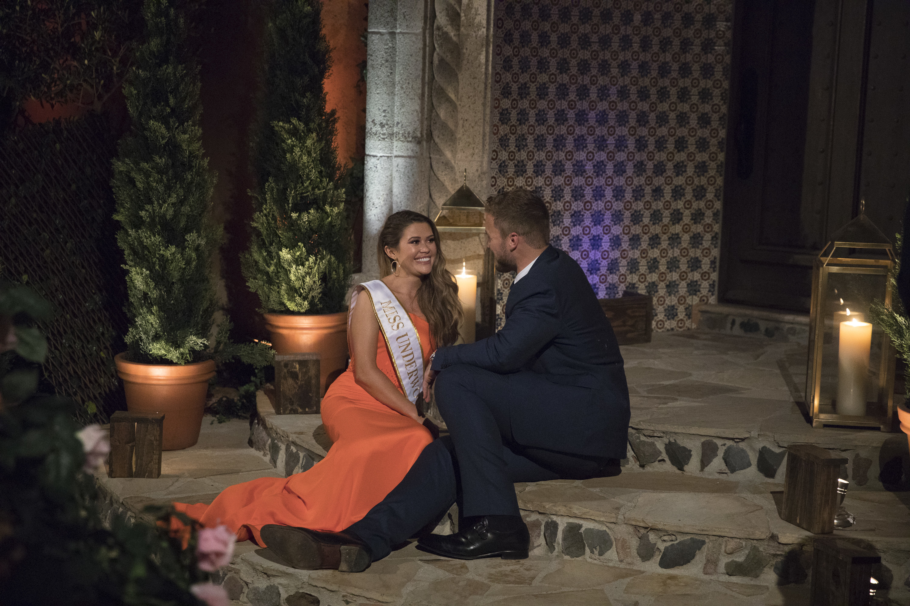 Caelynn and Colton On The Bachelor