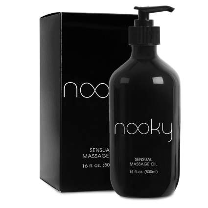 Nooky Massage Oil