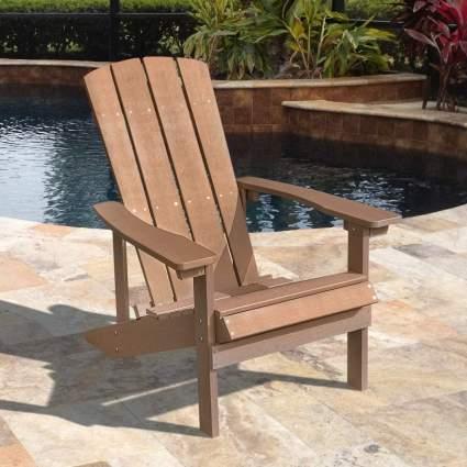 Aok Garden Outdoor Adirondack Chair