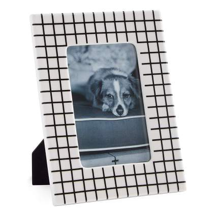 Now House by Jonathan Adler Grid Frame