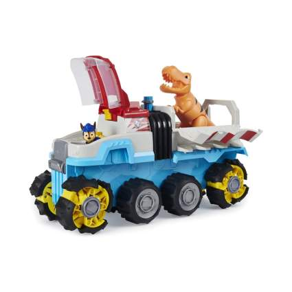 Dino Rescue Dino Patroller Motorized Team Vehicle