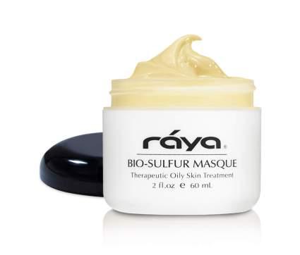 Raya sulfur masque best clay masks