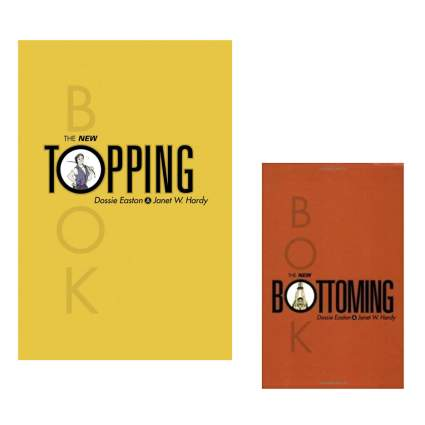 Yellow and brown Topping and Bottoming Books