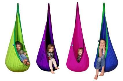 AMAZEYOU Kids Swing Hammock Pod Chair