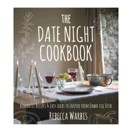 Date night cookbook romantic gifts for him