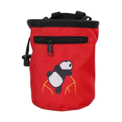 AMC panda chalk bag