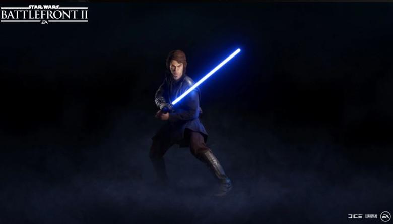 Anakin Battlefront 2
