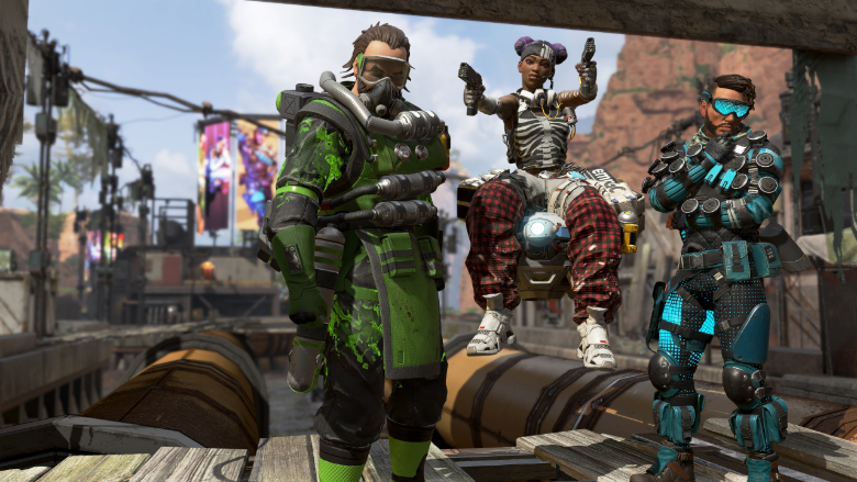 Apex Legends Fully Kitted