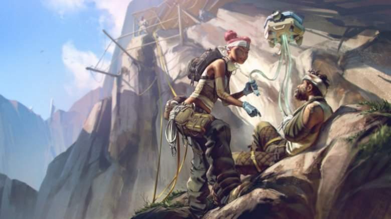 Apex Legends Revive Respawn