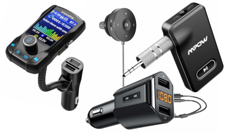 7 Best Bluetooth Car Adapters 2020 Heavy Com