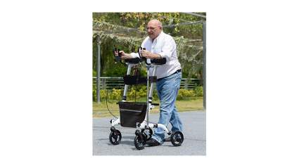 upright walker for seniors