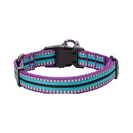 Bluberry Pet 3m woven cool dog collar