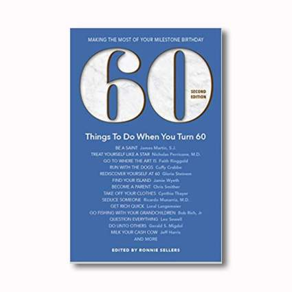 book of things to do when you're 60