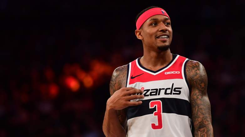 Bradley Beal Lakers trade