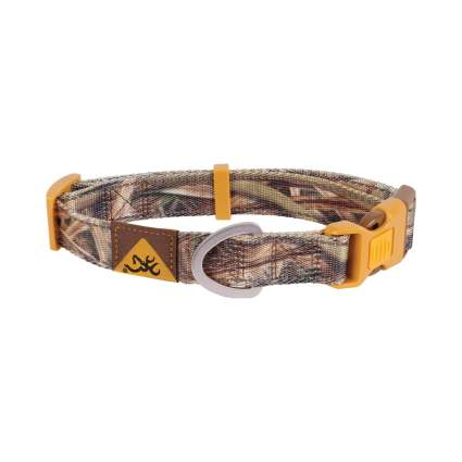 Browning mossy oak cool dog collars