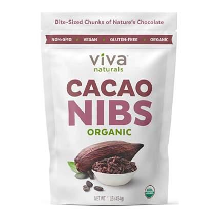 cacao nibs keto snacks