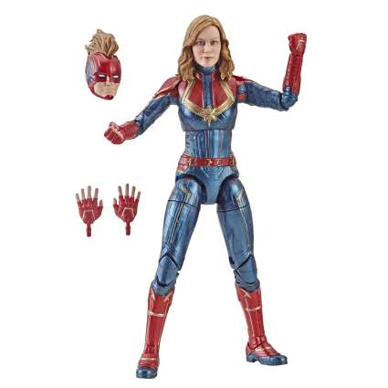 captain marvel 6-inch legends