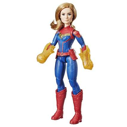 captain marvel doll
