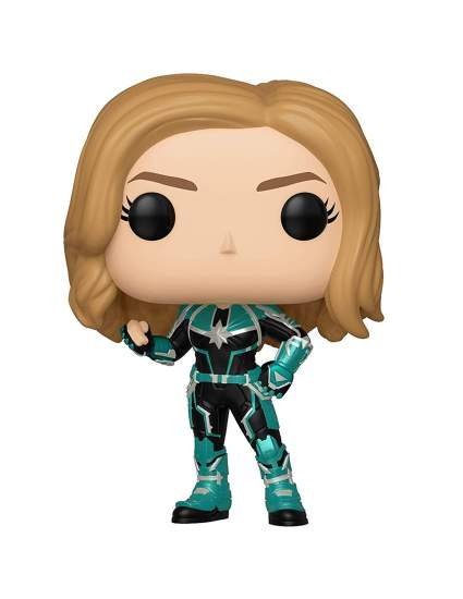 captain marvel versa funko