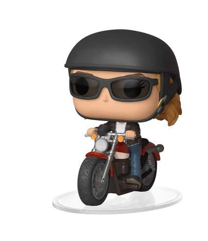 carol danvers motorcycle funko pop