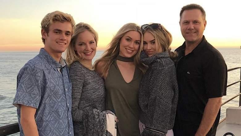 Cassie Randolph Family