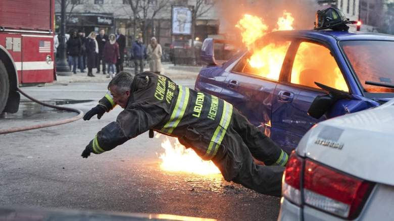 Chicago Fire Episode 13 spoilers