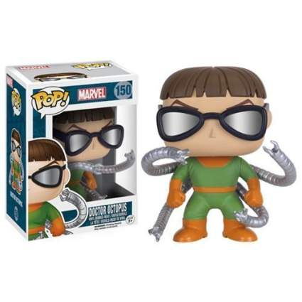 classic doctor octopus funko pop