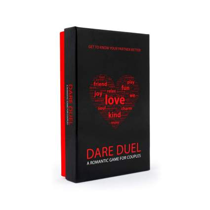 Dare Duel game romantic gifts for him