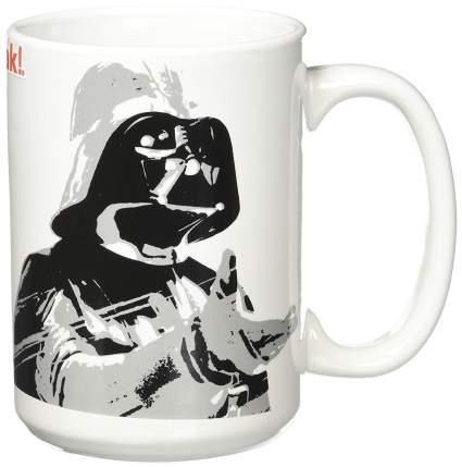Darth vader master mug