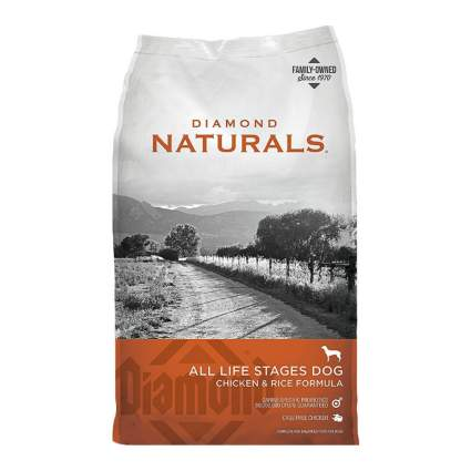 Diamond cheap dog food