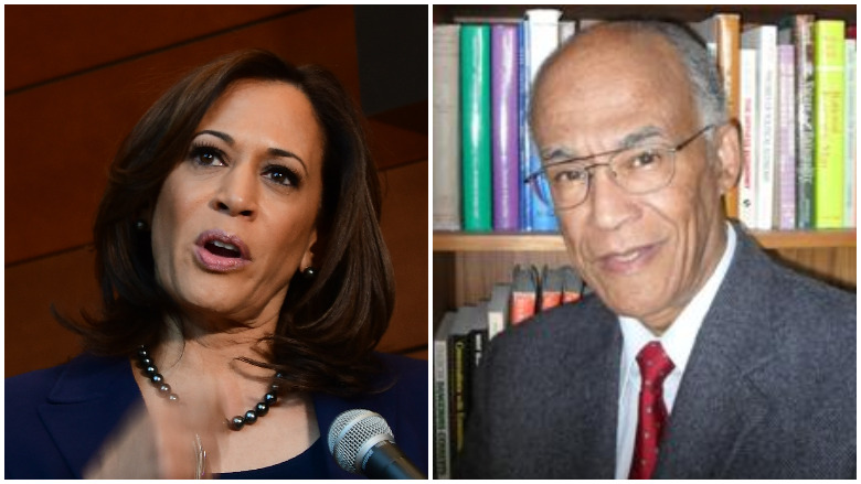 Donald Harris Kamala Harris Father 5 Fast Facts To Know Heavy Com