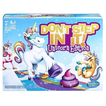 dont step in it unicorn edition