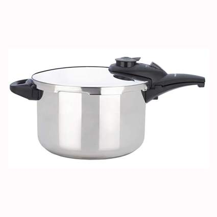 stainless steel pressure cooker and canner